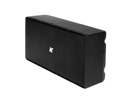 K-Array KU210  Ultra-Slim Passive Subwoofer, 10-Inches, Black KU210