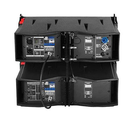 DB Technologies DVA-M2M+M2S  Line Array Module And 2-Way Slave Line Array Module DVA-M2M+M2S