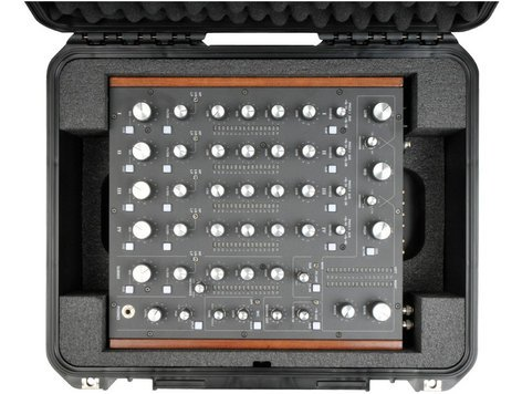 SKB Cases 3i1914N-8RNE Rane Mixer Case for Sixty-Four and MP2015 3I-1914N-8RNE