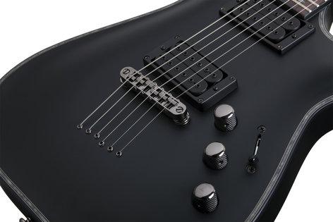 Schecter Guitars HELLRAISER-C-1P Hellraiser C-1 Passive Electric Guitar HELLRAISER-C-1P
