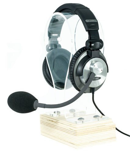 Schoeps HSC-4VXP  Fully Integrated Headset with Microphone for Broadcast Applications HSC-4VXP