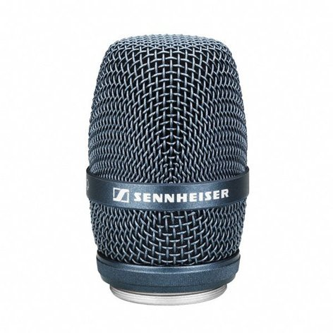 Sennheiser MMk965-1BL  Condenser Microphone Module For ew G3, 2000, And Digital 9000 Series Handheld Transmitters, Blue MMk965-1BL