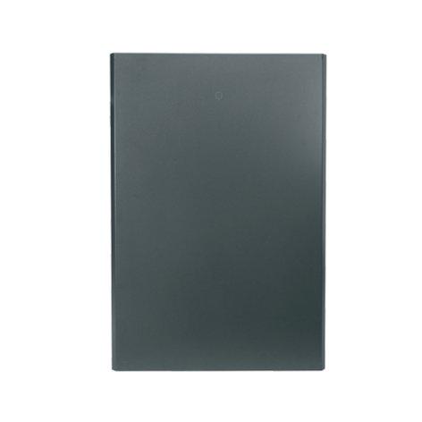 "Middle Atlantic Products Essex Side Panels 12RU, 20"" Deep Locking Side Panels for Essex QAR Series SIDE-12-20"