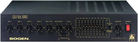 Bogen Communications GS100 100 Watt Mixer/Amp GS100D