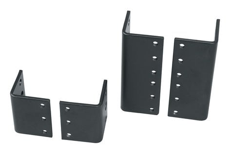 Middle Atlantic Products UTB Series Universal TechBox Low-Profile Height-Adjustable Surface Mount Rack UTB-A2-14