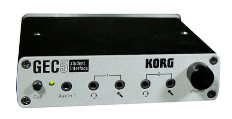 Korg SCI5  Student Interface for GEC5 System SCI5