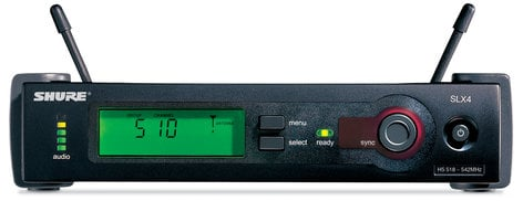 Shure SLX14/93 Wireless System with WL93 Lavalier Microphone SLX14/93