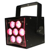Rosco 515901001114  Black Braq Cube 4C With No Power Cord 515901001114