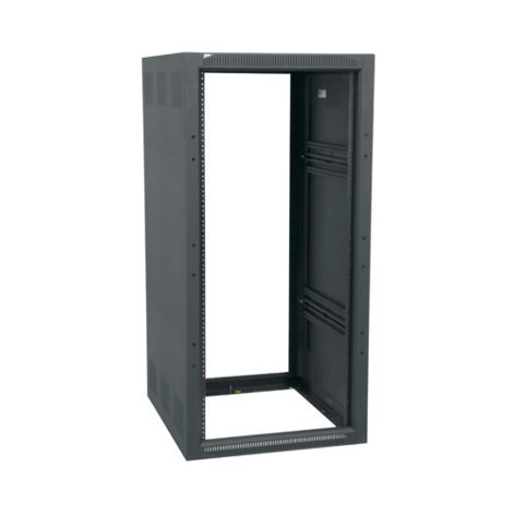 "Middle Atlantic Products BGR-25SA-27LRD 25RU 27"" Deep BGR-SA Series Rack without Rear Door BGR-25SA-27LRD"