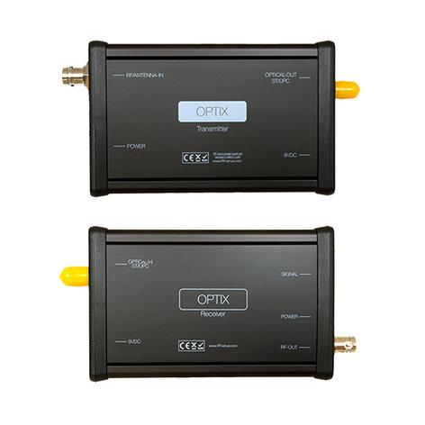 RF Venue RF Optix Dual Channel RF to Fiber Optic Conversion System OPTX2