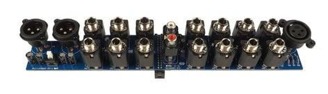Behringer Q05-37903-00983 Rear PCB Assembly for K3000FX Q05-37903-00983
