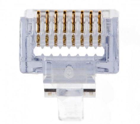 Platinum Tools 105004-PLT EZ-RJ45 CAT6 Connectors, Bag of 500 105004-PLT