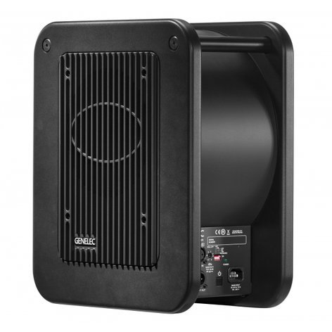 Genelec 7040A Studio Subwoofer For Use With Genelec 8010 And 8020 Stereo 7040APM