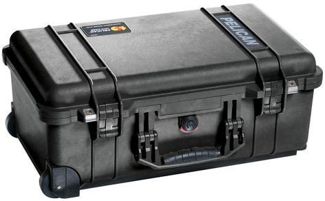 Pelican Cases PC1510TP 1510 Carry-On Case with TrekPak Case Divider System PC1510TP