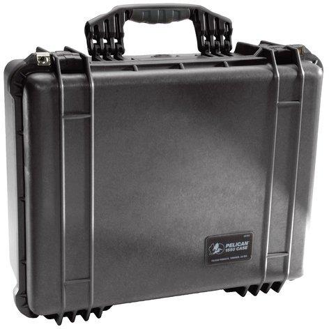 Pelican Cases 1550TP 1550 Medium Case with TrekPak Case Divider System PC1550TP