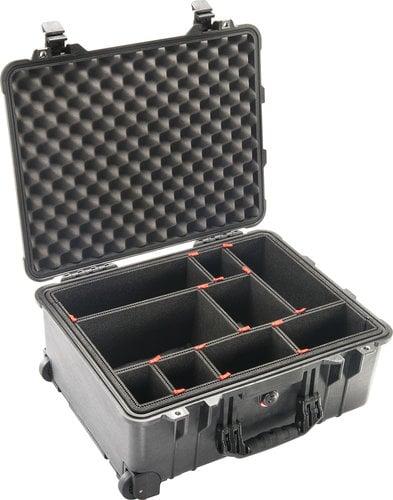 Pelican Cases 1560TP 1560 Large Case with TrekPak Case Divider System PC1560TP