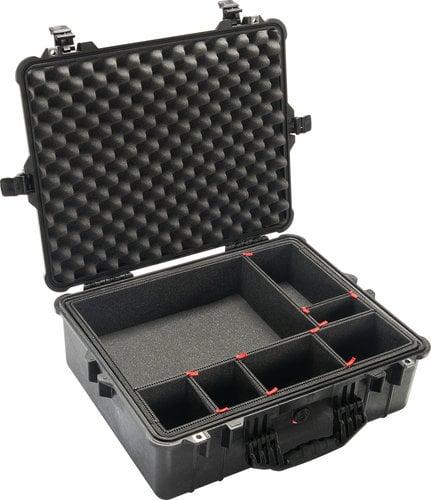 Pelican Cases PC1600TP 1600 Large Case with TrekPak Case Divider System PC1600TP