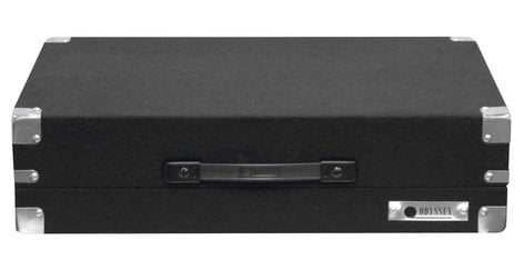 Odyssey CPIDDJSR  Pioneer DDJ-SR DJ Controller Carpeted Case  CPIDDJSR