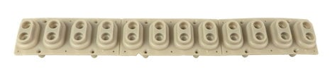 Korg GOM0001001 12-Key Contact Strip for Triton LE and PA Series GOM0001001