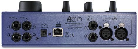 DiGiGrid D Desktop Recording Audio Interface DIGIGRID-D
