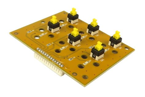 Behringer Q05-AAQ14-00104  Mute Group PCB Assembly for X32 Q05-AAQ14-00104