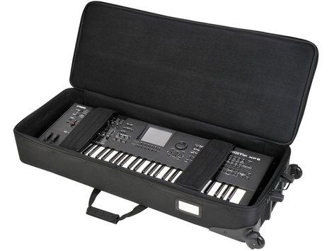 SKB Cases 1SKB-SC61KW Soft Case for 61-Note Keyboards 1SKB-SC61KW