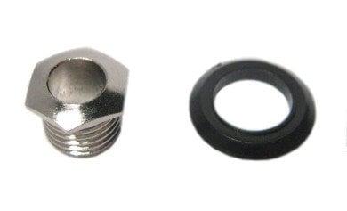 "Radial Engineering METAL-HEXNUT&WASHR 1/4"" Hex Nut and Washer for PRODI METAL-HEXNUT&WASHR"