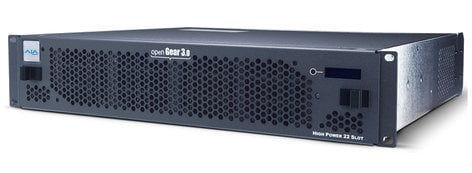 AJA Video Systems Inc OG-3-FR 2RU openGear Rackframe OG-3-FR