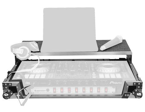 Odyssey FZGSPIDDJSX2 Pioneer DDJ-RX/SX/SX2 DJ Controller Glide Style Case FZGSPIDDJSX2