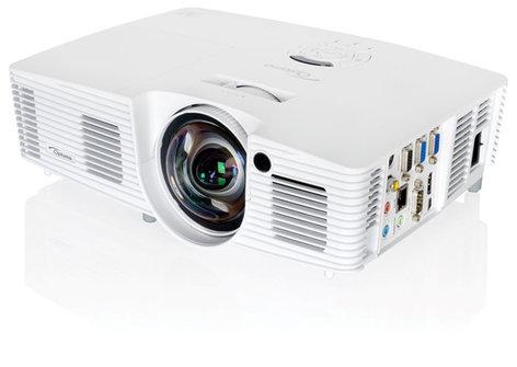 Optoma W316ST 3600 Lumens WXGA 3D HDMI Projector W316ST