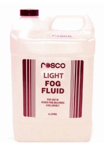 Rosco Laboratories 08500 0135 4 Liter Bottle of Rosco Light Fog Fluid 08500-0135