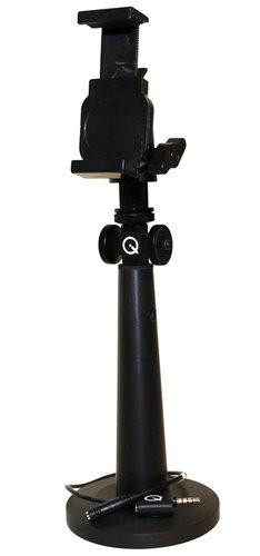 Que Audio iQ-rig lite [RESTOCK ITEM] Phone Mount/Handle Accessory Kit for Smartphone Video Capture IQ-RIG-LITE-RST-01