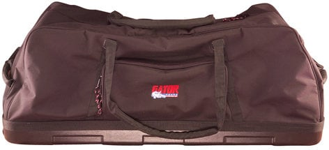 Gator Cases GP-HDWE-1436-PE Drum Hardware Bag with Wheels & Molded Reinforced Bottom GP-HDWE-1436-PE