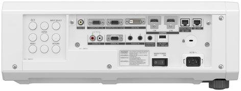Panasonic PTRZ570WU PT-RZ570WU PTRZ570WU
