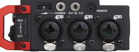 Tascam DR-701D Linear PCM Recorder / Mixer For DSLR Camera DR-701D