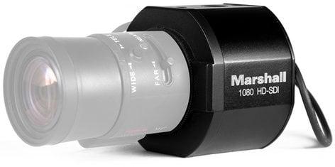 Marshall Electronics CV345-CS Compact 2Mp Full HD (3G/HD-SDI) Video (Non-Broadcast) Camera with HDMI Out CV345-CS