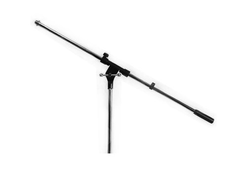"""On-Stage Stands MS7701C 36""""-63"""" Microphone Stand With 30"""" Boom And Euro-Style Tripod Base MS7701C"""