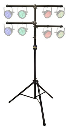 """Ultimate Support LT99B Lighting Tree Package, Height Range from 7ft 2"""" to 11ft 2"""" LT99B"""