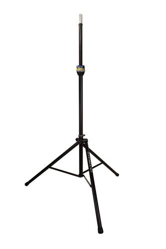 Ultimate Support TS-99B Lift-Assist Aluminum Speaker Stand With Integrated Speaker Adapter TS99B
