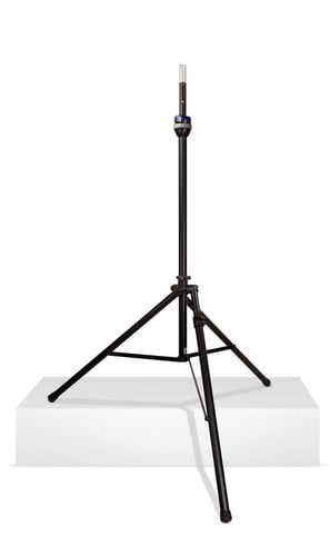 Ultimate Support TS-99BL Black Speaker Stand With Telelock System TS99BL