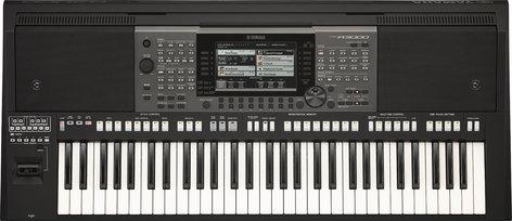 Yamaha PSR-A3000 61-Key Arranger Workstation Keyboard PSR-A3000