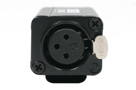 Elite Core PROHEX-CORE-18  18' Pro Headphone Extension Cable With Remote Volume Control Beltpack PROHEX-CORE-18