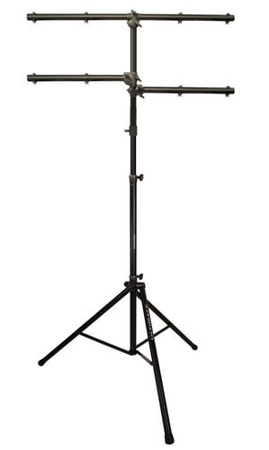 """Ultimate Support LT-88B Lighting Tree Package, Height Range from 7ft 2"""" to 11ft 2"""" LT88B"""