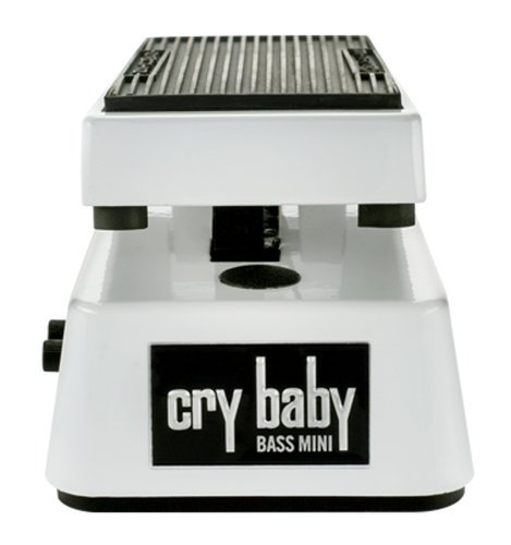 MXR Pedals CBM105Q Cry Baby Mini Bass Wah Bass Effects Pedal CBM105Q