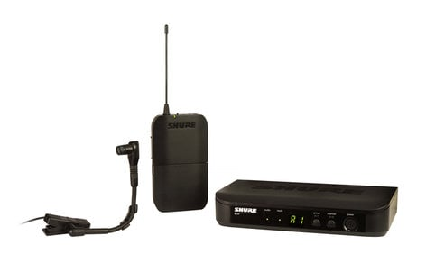 Shure BLX14/B98-H9  Instrument Wireless System With BETA 98 H/C Microphone BLX14/B98-H9
