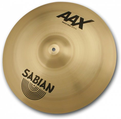 "Sabian 22214X 22"" AAX Metal Ride Cymbal 22214X"