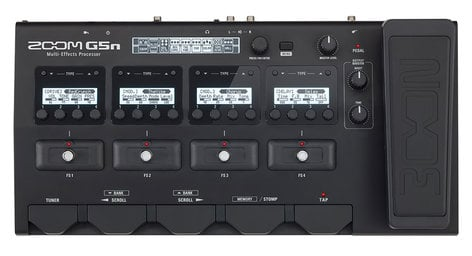 Zoom G5n Multi Effects Processor for Guitarists G5N