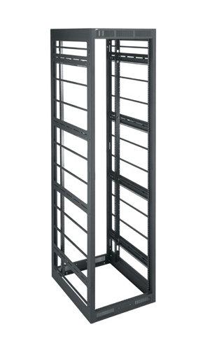 """Middle Atlantic Products VRK-44-36HLRD  44RU, 36"""" Deep VRK Series Enclosure without Rear Door VRK-44-36HLRD"""