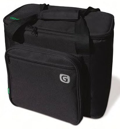 Genelec 8040-423  Soft Carry Bag For Genelec 8040/8240, Can Hold 2 Monitors 8040-423