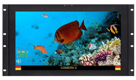 "Marshall Electronics V-R173-IMD-3GTE  Rack Mount, 17.3"" Rack Mounted IMD 3G Monitor  V-R173-IMD-3GTE"